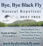 Bye Bye Black Fly