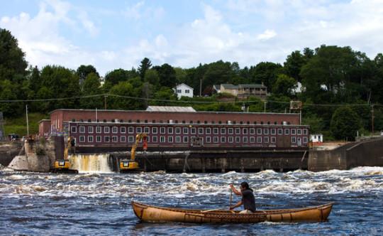 Veazie Dam